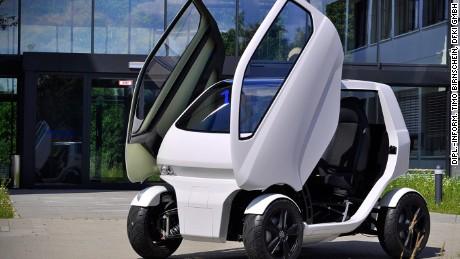 EO2 smart car (concept)