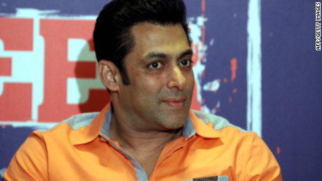 Bollywood's Salman Khan acquitted of hit-and-run