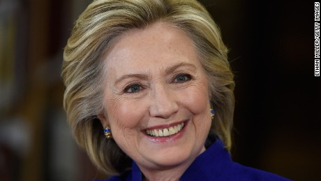Hillary Clinton on which woman should be on the $10 bill