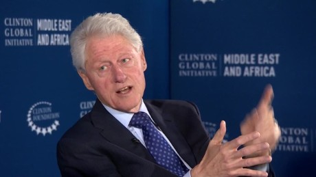 bill clinton ted