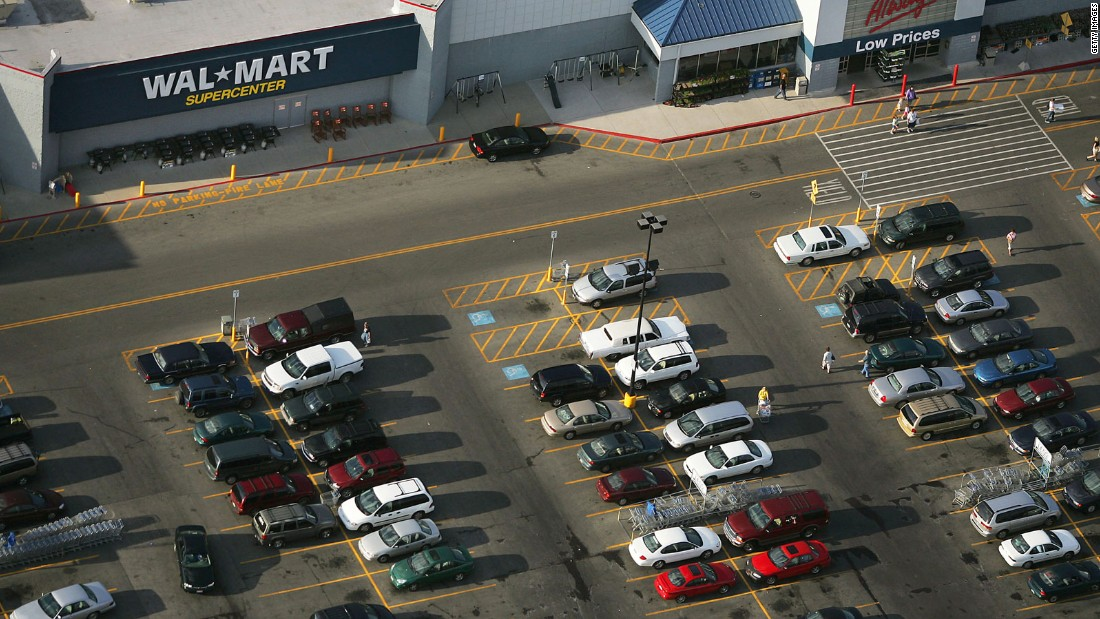 Your home from home. Certain branches of the Wal-Mart superstore permit RVs and other vehicles to make overnight stops in their parking lots.