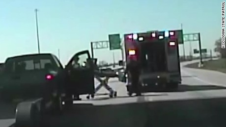 pkg trooper saves driver's life on interstate_00012027