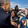 Obama in every state (SOUTH CAROLINA)