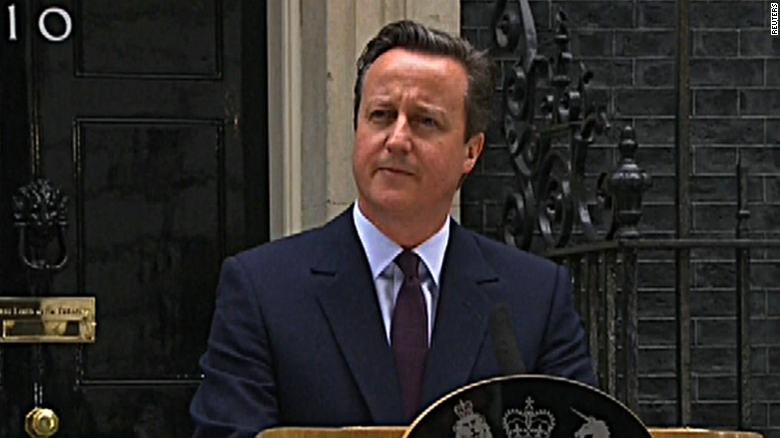 Cameron to form majority conservative government