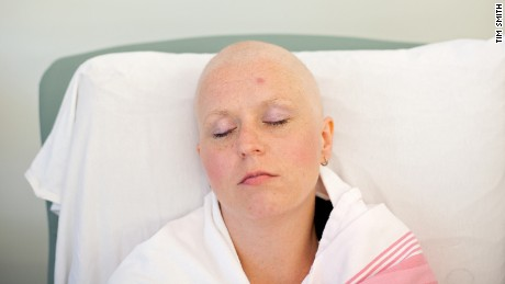 Mother, son both fighting cancer