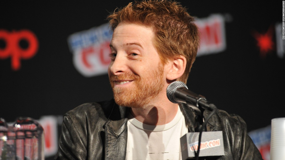 "Weren't we just watching a seemingly high-school aged Seth Green in ""Buffy the Vampire Slayer""? Or a little Seth Green in ""Radio Days""? And now he's 41."