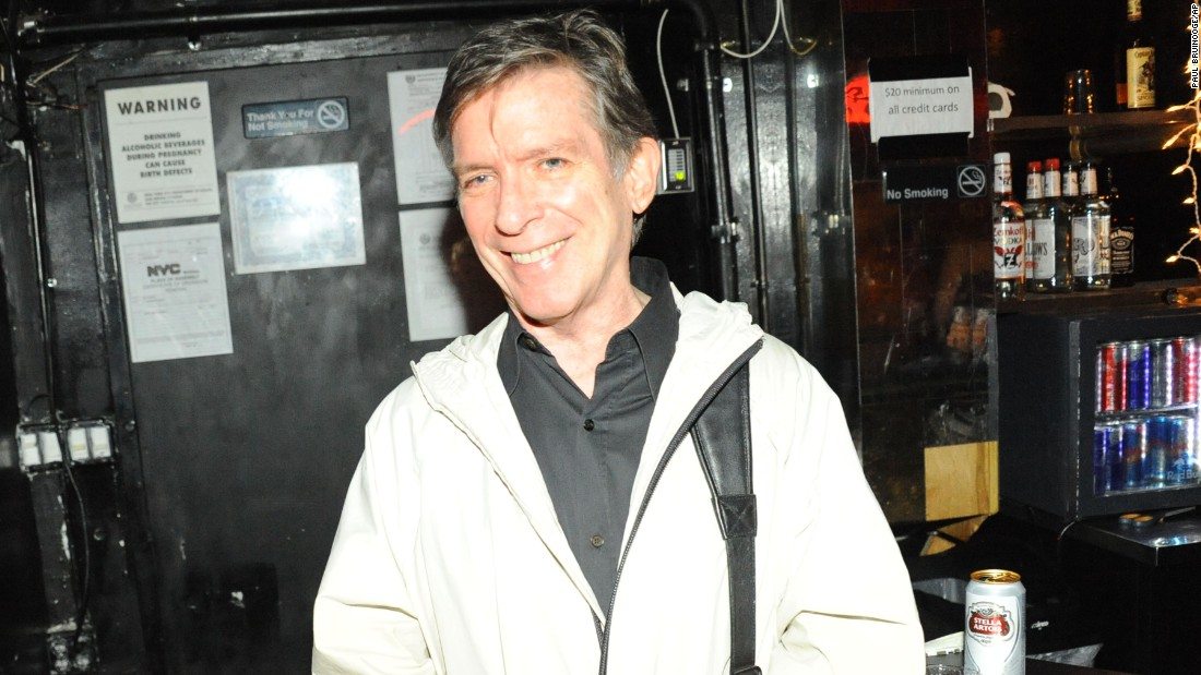 Say what now? Former MTV journalist Kurt Loder turned 70 on May 5. Yes, you read that right. He's 70.