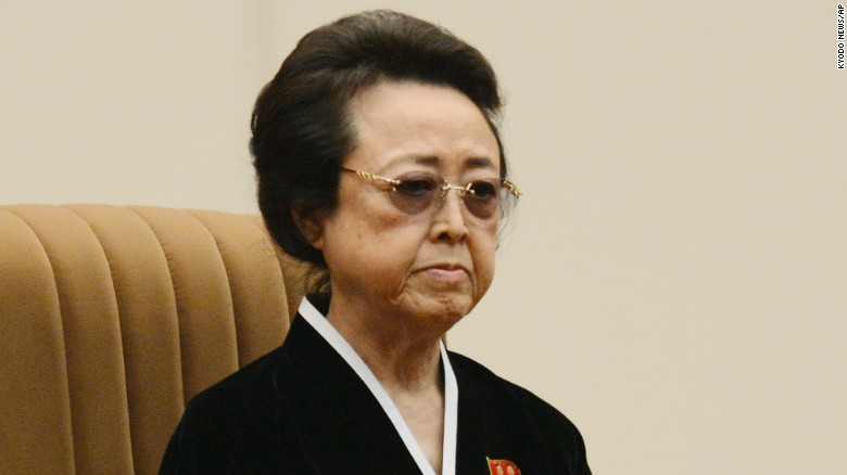 A former regime insider claims Kim Jong Un poisoned his aunt