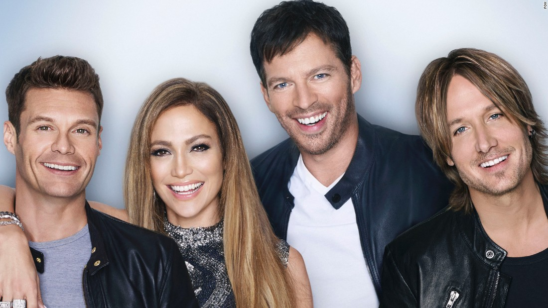 """American Idol"" host Ryan Seacrest, left, and judges Jennifer Lopez, Harry Connick Jr. and Keith Urban were on hand for the final season of the show.. Fox ended the reality series in 2016 after 15 seasons. More than a year later <a href=""http://money.cnn.com/2017/05/09/media/american-idol/"" target=""_blank"">ABC announced it would be bringing it back.</a> Let's catch up with some of the winners:"