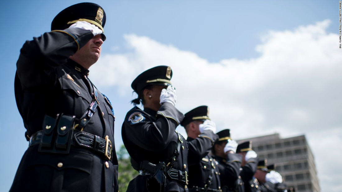 National Police Week 2015