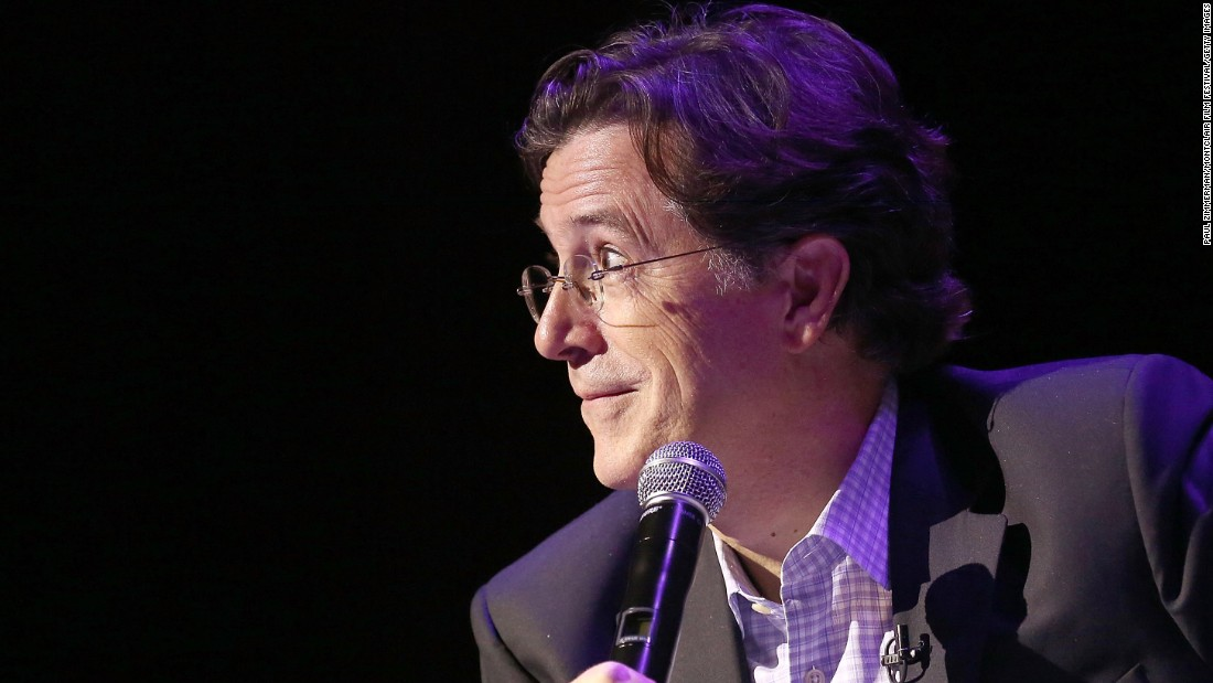 """Incoming """"Late Show"""" host Stephen Colbert announced in May 2015 that he would <a href=""""http://money.cnn.com/2015/05/07/media/stephen-colbert-schools/"""">fund all existing grant requests</a> made by South Carolina public school teachers through the crowd-funding site Donorschoose.org. His $800,000 gift will aid 800 teachers at more than 375 schools, according to a news release. Click through for more examples of charitable celebs."""