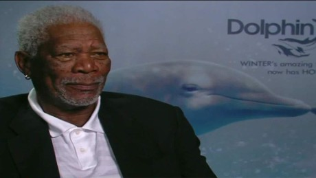 cnnee show morgan freeman_00002108