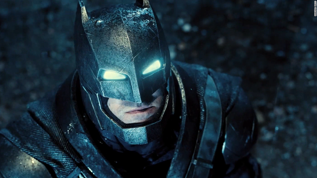 "Ben Affleck will portray the latest Batman in ""Batman v. Superman: Dawn of Justice,"" set for release in March."