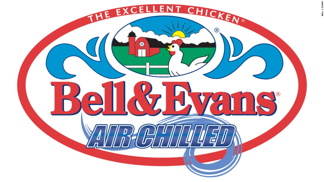 Air chilled is a method that food manufacturers such as Bell & Evans use to sterilize chickens after slaughter, although it is not clear if it lowers the levels of bacteria associated with the bird.