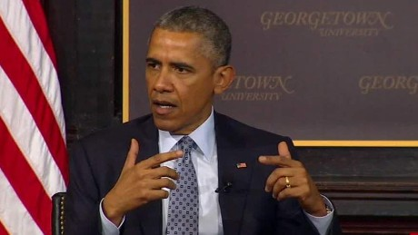 Obama: Fighting poverty can't fall prey to cynicism