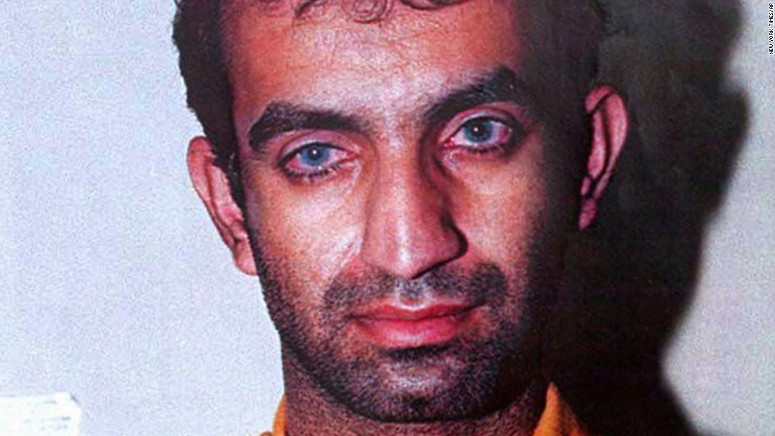 "Ramzi Yousef is serving a sentence of life in prison plus 240 years. Yousef was the mastermind behind the 1993 World Trade Center bombing in New York City, which<a href=""http://www.cnn.com/2013/11/05/us/1993-world-trade-center-bombing-fast-facts/index.html"" target=""_blank""> killed six people and injured </a>more than 1,000."