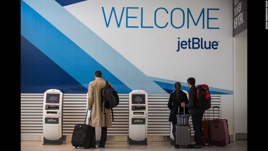 <strong>JetBlue Airways</strong> performed higher than any other airline in J.D. Power's 2016 rankings of North American carriers. The airline also ranked first in the low-cost category for the 11th consecutive year.
