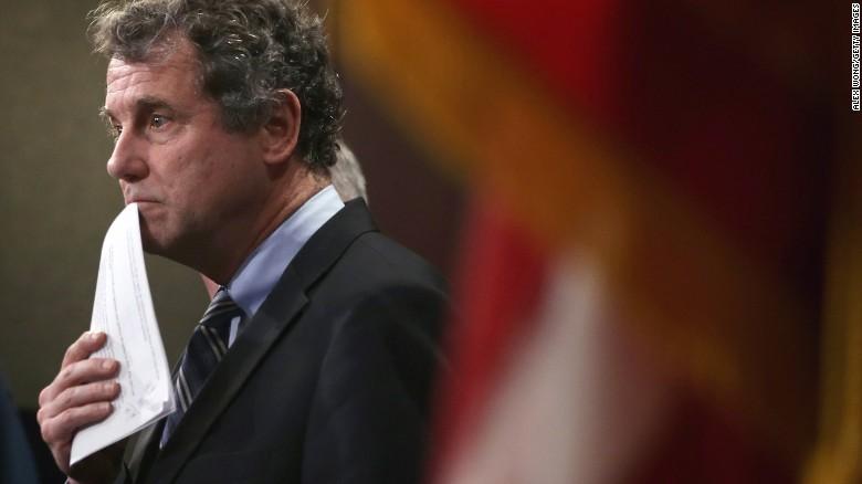Sen. Brown: I trust Clinton on trade