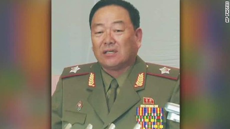 lklv novak north korea executes defense chief_00004027.jpg