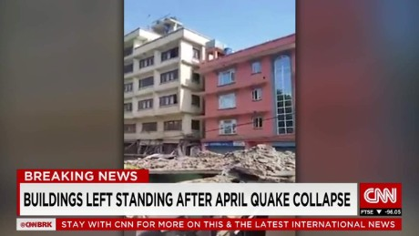 exp TWRN, Hala Gorani, Unni Krishnan, Nepal quake _00002001