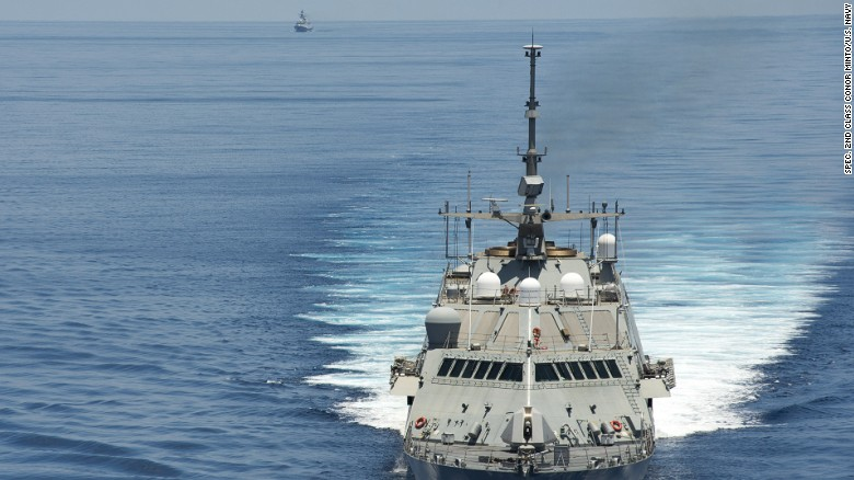 U.S. considering surveillance of South China Sea