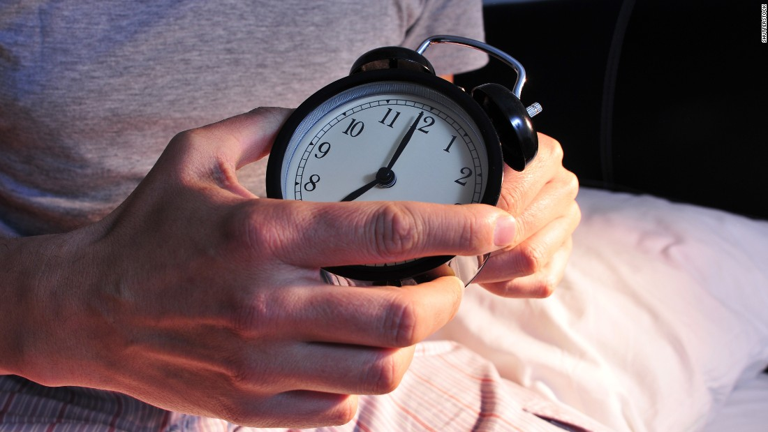 Setting an alarm might be the only thing that helps you get up in the morning, but try setting one at night to remind you when it's time to go to bed. Click through our gallery for other tips for better sleep.