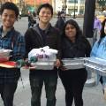 cnnheroes lee volunteers food
