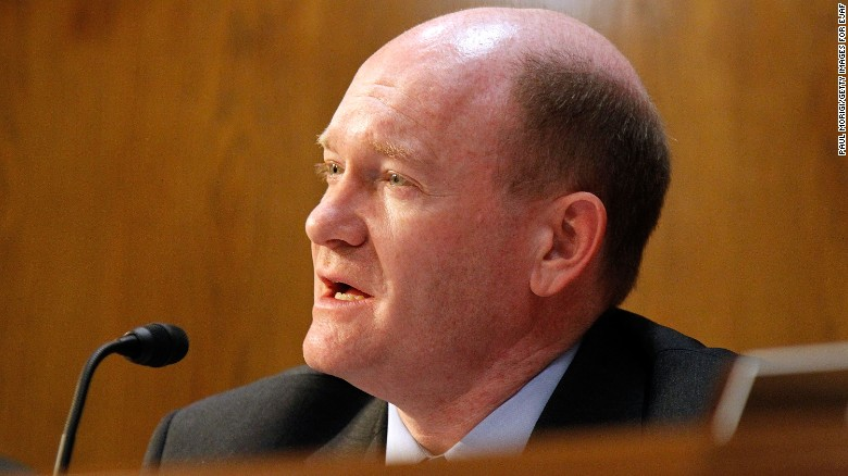 Sen. Coons declares support for Iran deal