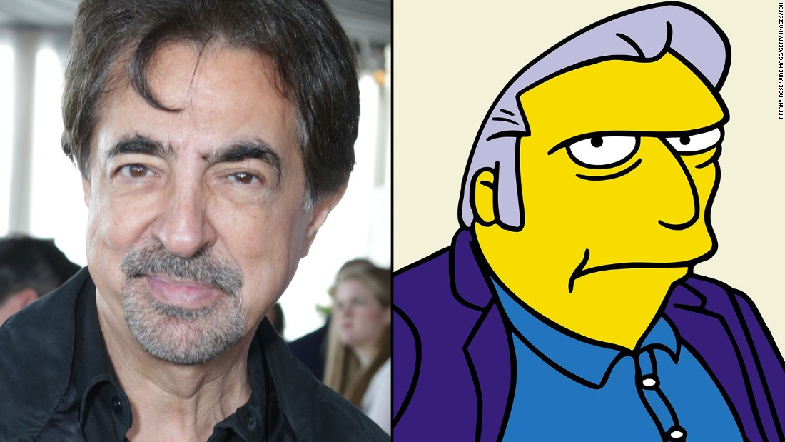"Joe Montegna drops by ""The Simpsons"" to do the voice of occasional character Fat Tony."