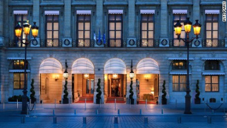 The legendary Ritz Paris is due to reopen this year following extensive renovations.