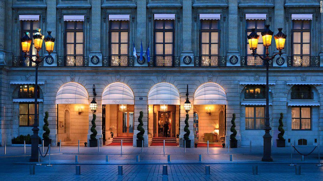 Famously the headquarters of Coco Chanel, Ernest Hemingway and Ingrid Bergman, the legendary Ritz Paris has set the standard for luxury hotels since its 1898 opening. It's due to reopen this year following extensive renovations.