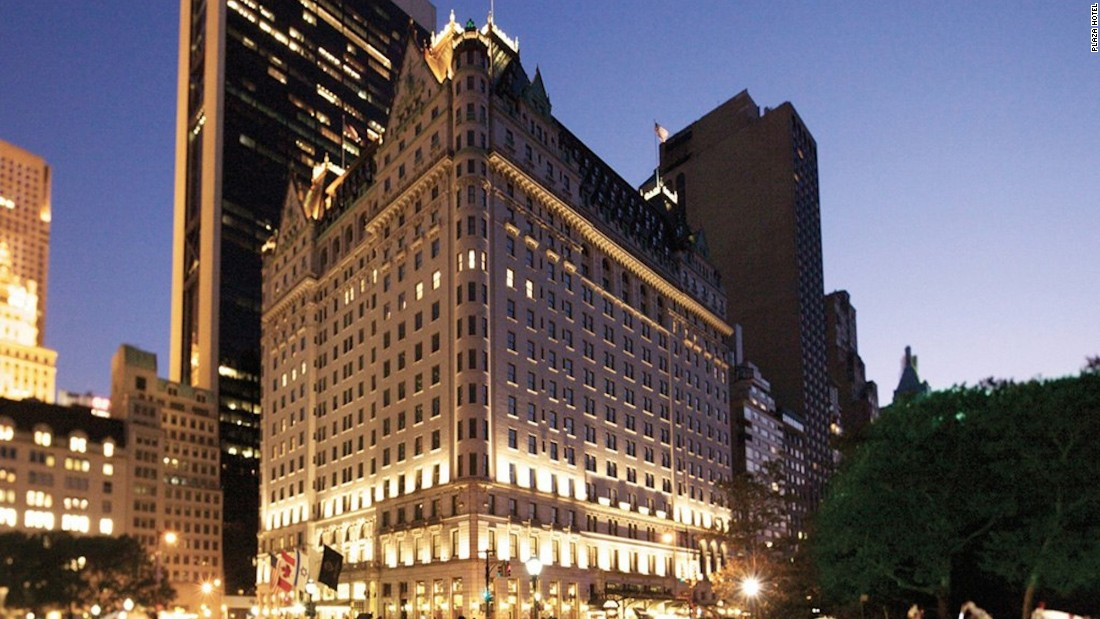 Opened in 1907 and designated an official landmark in 1969, The Plaza is arguably the most famous hotel in New York. Notable guests have included Liza Minnelli, Eleanor Roosevelt, Miles Davis and The Beatles.