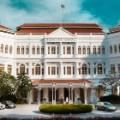 6. Raffles Hotel Singapore iconic hotels
