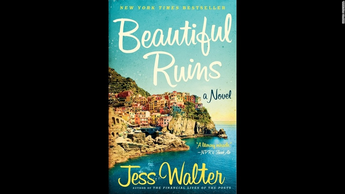 "<strong>""Beautiful Ruins.""</strong> A tale of Hollywood, love and loss and the passage of time,<a href=""http://www.jesswalter.com/"" target=""_blank""> Jess Walter's</a> ""Beautiful Ruins"" is more than an entertaining read (not that there's anything wrong with that). Calling Walter ""a talented and original writer,"" The New York Times assures us that ""any reservations the reader might have about another book about Hollywood, about selling one's soul (or someone else's, and pocketing the change) will probably be swept aside by this high-wire feat of bravura storytelling."""