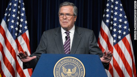 Jeb Bush: I would not have gone into Iraq