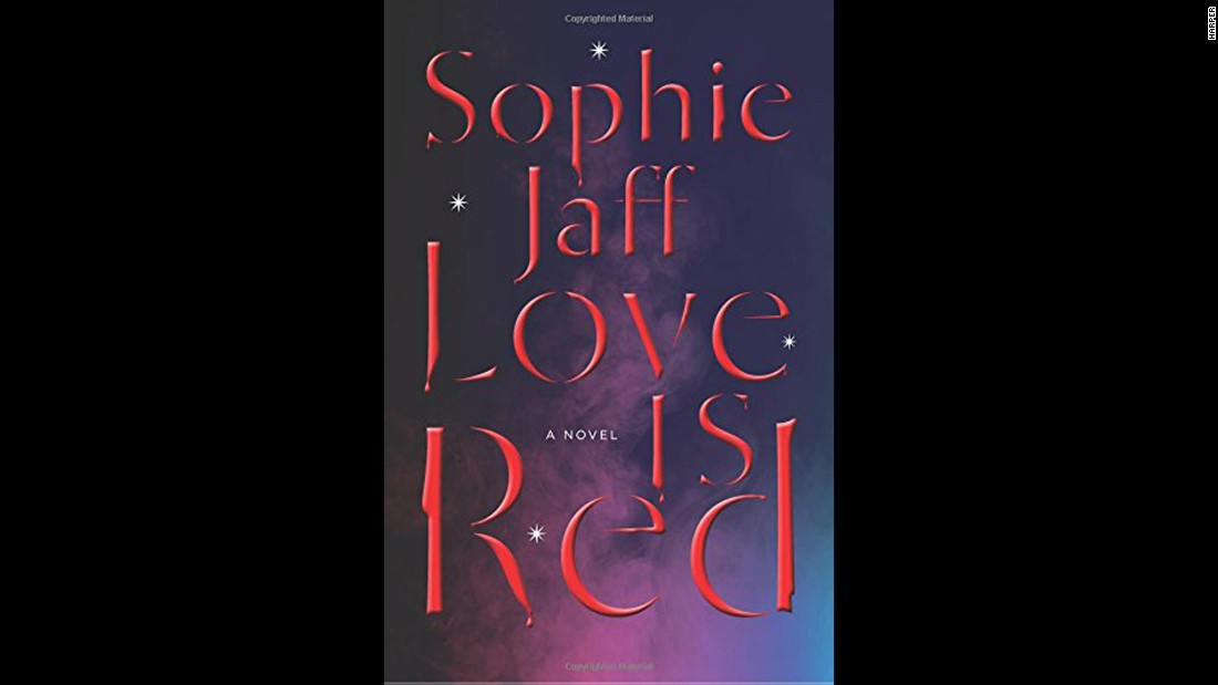"<strong>""Love Is Red."" <a href=""http://www.sophiejaff.com/"" target=""_blank""></strong>Sophie Jaff's</a> thriller is her first in her Nightsong Trilogy. A serial killer is on the loose this summer in New York, and Katherine Emerson doesn't know she was destined to be placed in the killer's path. Emerson is also dating two men at the same time. Talk about complications.<br />"