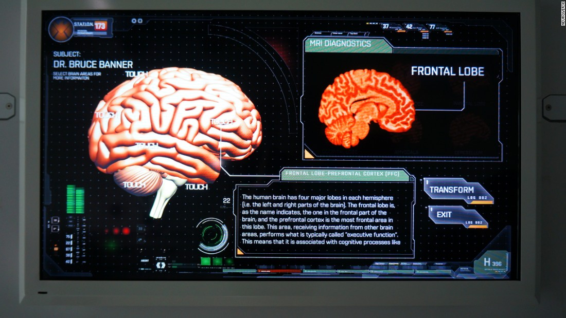 US startup Neuroverse hooked up with Marvel Comics to create a brain-computer interface that allowed gamers to control superhero characters.