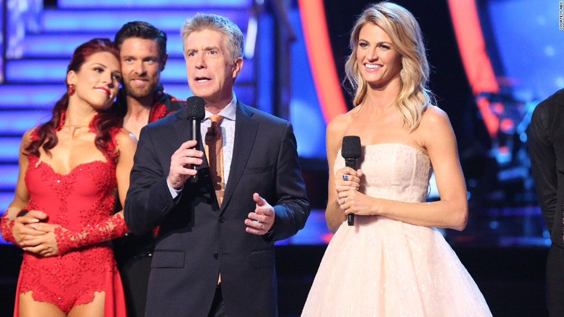 """Dancing With The Stars, ""The Amazing Race,""<br />""American Ninja Warrior, ""Project Runway,"" ""Top Chef"" and the ""The Voice"" were nominated for outstanding reality-competition program."