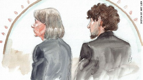 Boston Marathon bomber recieves death penalty