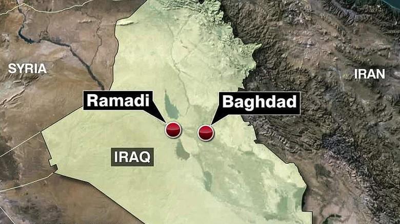 ISIS captures Ramadi