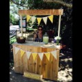 Sarah Michelle Gellar lemonade stand