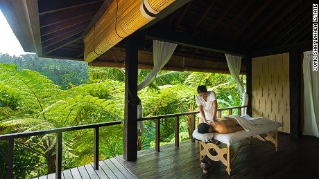 In Bali, you can detox at your own pace.
