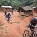 Ghana biking