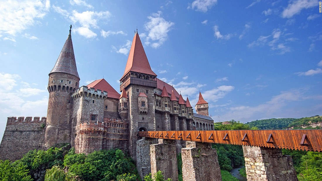 There's more to Transylvania than vampire lore, Saxon villages and fortified churches. Corvin Castle is one of the largest castles in Europe.