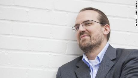 Dave Coplin, Chief Envisioning Officer at Microsoft UK