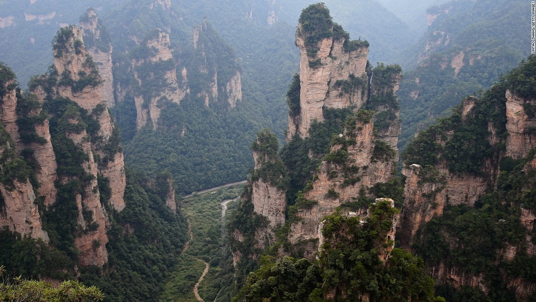 A number of new tourist facilities have been built in recent years, including another cliff-side glass-bottom skywalk and the world's longest cable car ride, up to the peak of Tianmen Mountain.