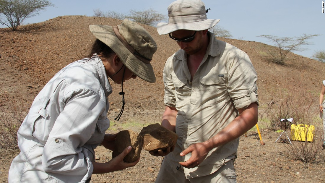 According to a paper published last May by the science journal Nature, the oldest stone tools made by our human ancestors were discovered in northwestern Kenya and date back 3.3 million years -- about 700,000 years before the oldest tools previously unearthed.