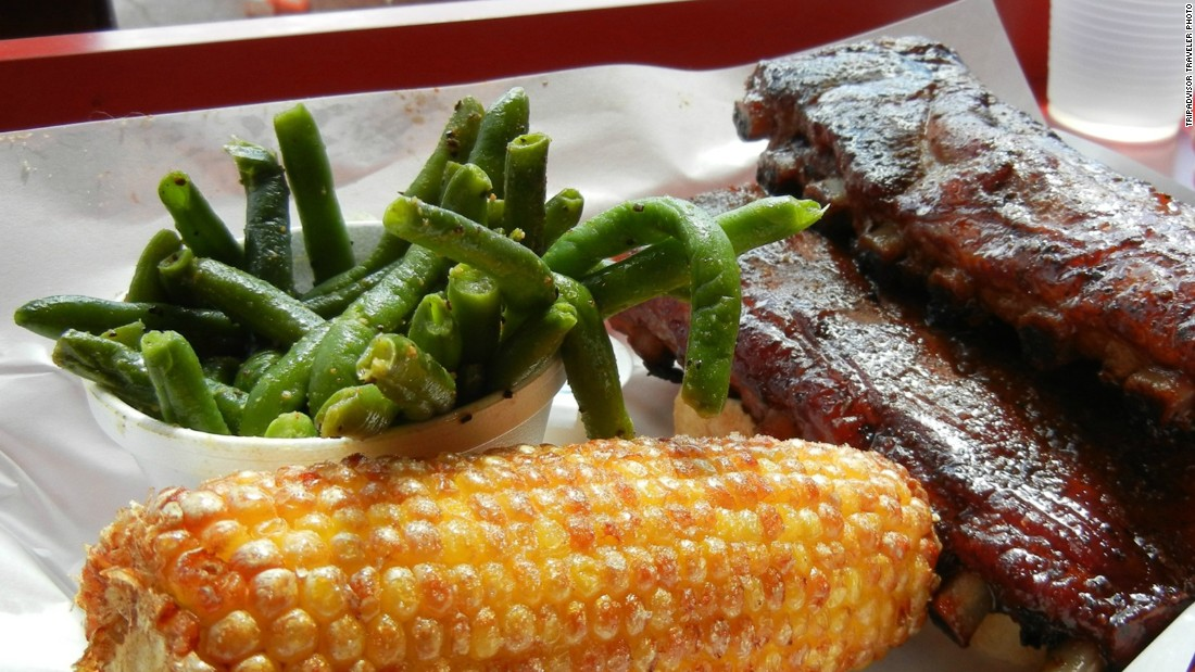 Rounding out the 10 best BBQ restaurants in America is Pappy's Smokehouse. See the story below for TripAdvisor's list of the best states for BBQ.