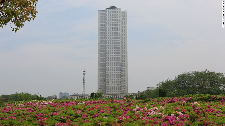 Image result for Mini Sky City: Changsha, China