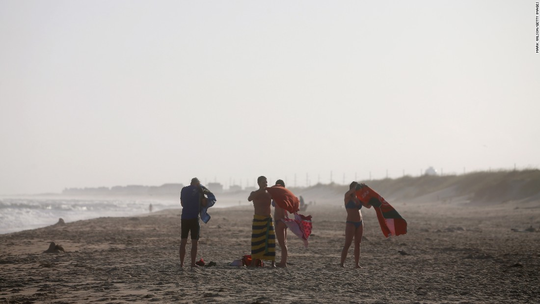 """<strong>5. Cape Hatteras National Seashore, Outer Banks, North Carolina</strong>. Established in 1937 as the country's first national seashore to preserve barrier islands along the North Carolina coast, <a href=""""http://www.nps.gov/caha/learn/index.htm"""" target=""""_blank"""">Cape Hatteras </a>reportedly has some of the best board surfing along the East Coast, says Dr. Beach. It's also home to historic fishing villages and one of the most famous lighthouses in the United States."""